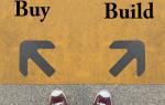 buy vs build software